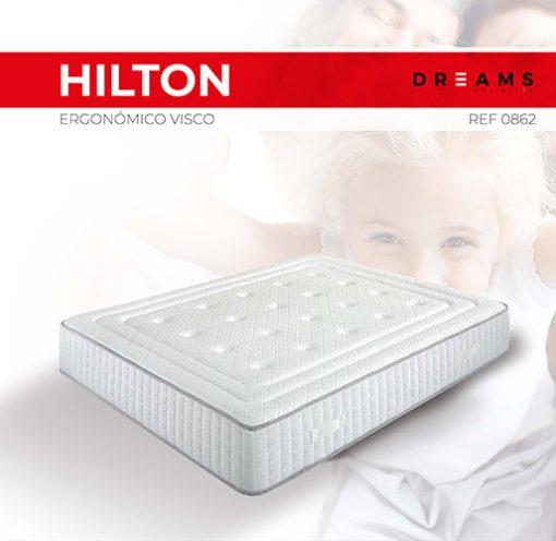 Colchon Hilton
