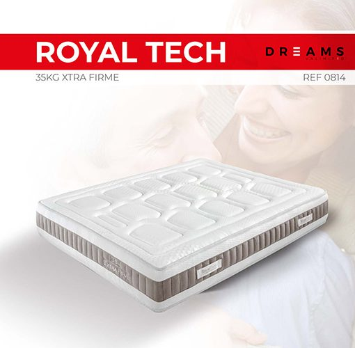 Colchon Royal Tech