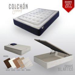 Canapé XL y Colchón Good