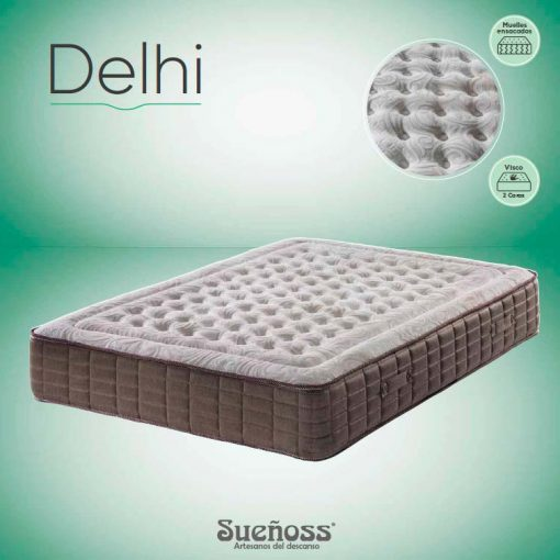 Colchón Delhi de Sueñoss