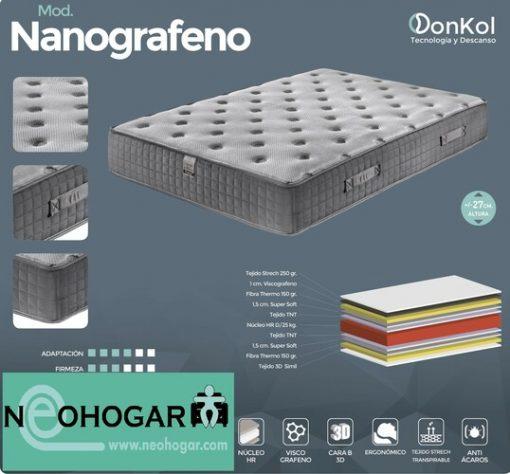 Caracteristicas Nanografeno